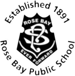 Rose Bay Public School logo